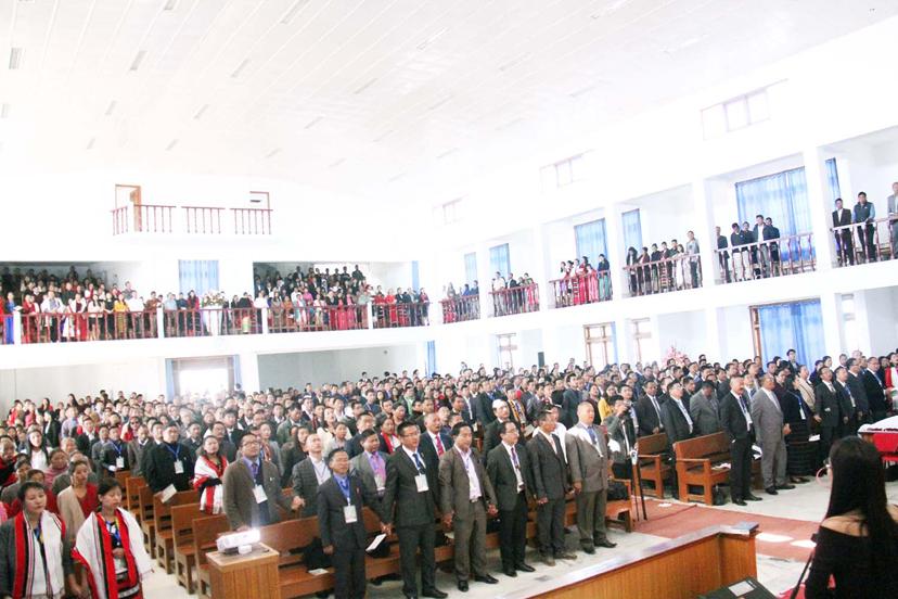 Nagaland Baptist Church Council (NBCC) - History